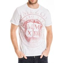 TimeZone T-shirt-0237-White