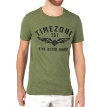 TZ Wings T-shirt 10124-Green