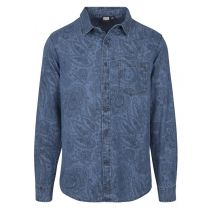 Urban denim shirt 2202-blue