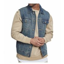 Urban denim vest-light blue 514