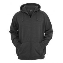 Urban zip Hoody 014-Dark grey