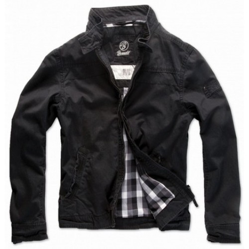 Yellowstone jacket-black