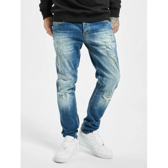 2Y Jeans 1029-Destroyed Blue