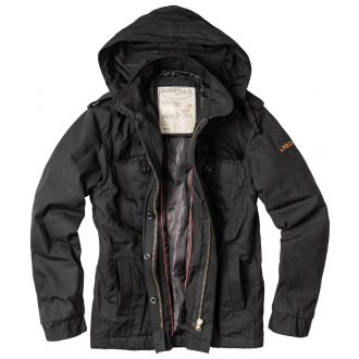 Airborne Jacket-Black