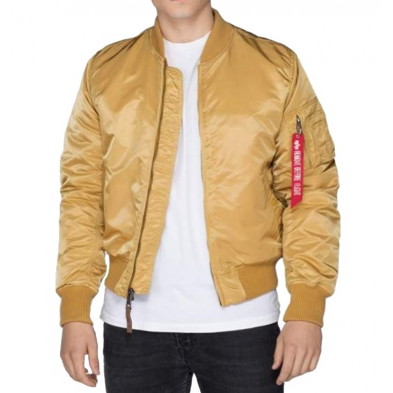 Alpha Industries MA-1 VF 59-Gold