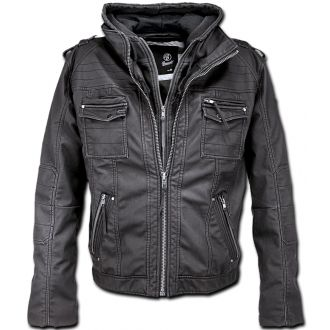 Black Rock Jacket-Black/Black