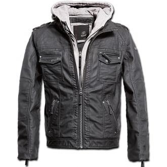 Black Rock Jacket-Black/Grey
