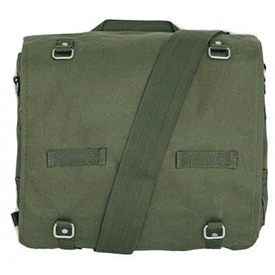Army Canvas Bag - Olive