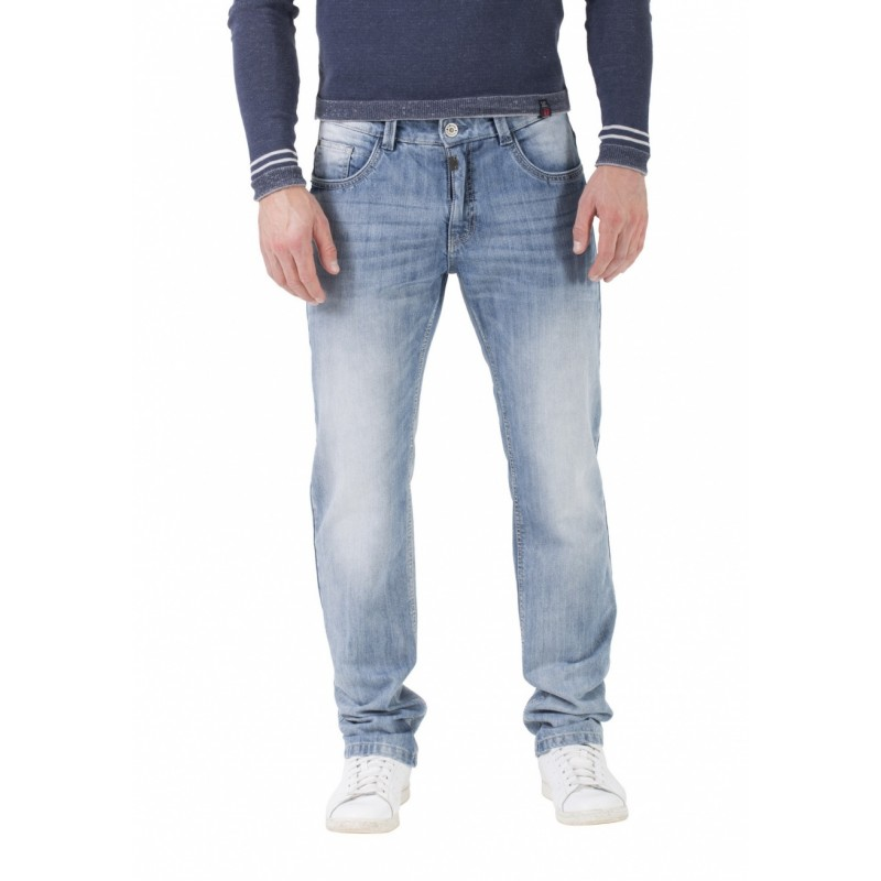 Timezone Bootcut Jeans Coast-Cool wash