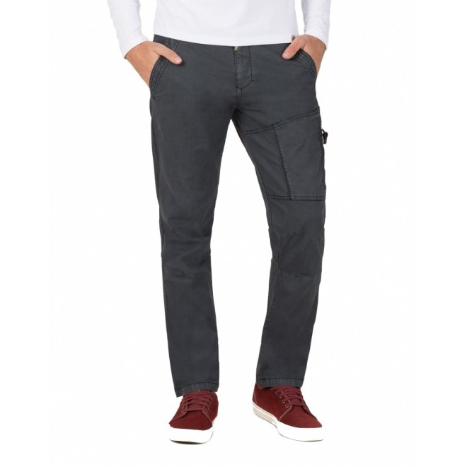 Timezone Cooper Pants-Blue-grey
