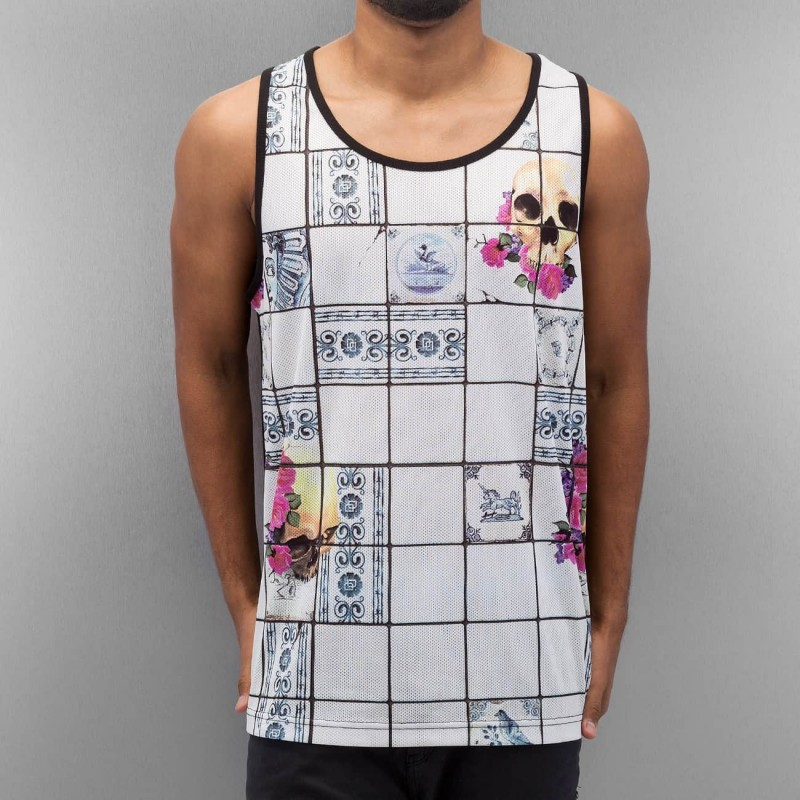 Dangerous Tank Top-Mosaik