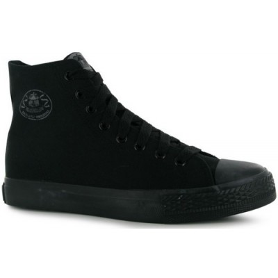 Dunlop Canvas Hi-Black