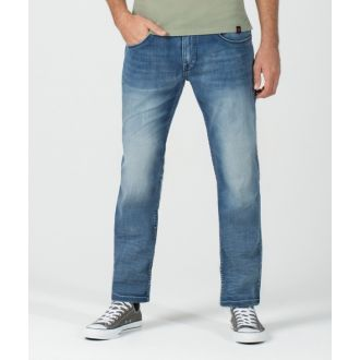 TimeZone Jeans Gerrit-Antique Blue Wash
