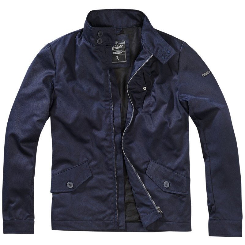 Kensington Jacket-Navy