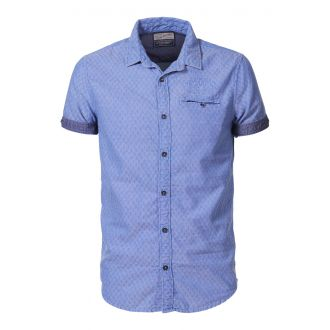 Petrol shortsleeve shirt 406-Deep Sea