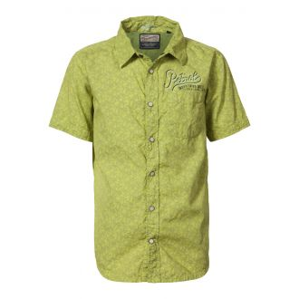 Petrol shortsleeve shirt 447-Rebel Green