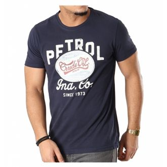 Petrol T-shirt 600-18 Deep Navy