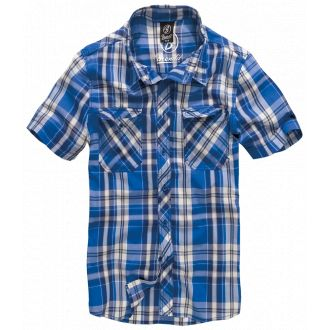 Roadstar shortsleeve shirt-Blue