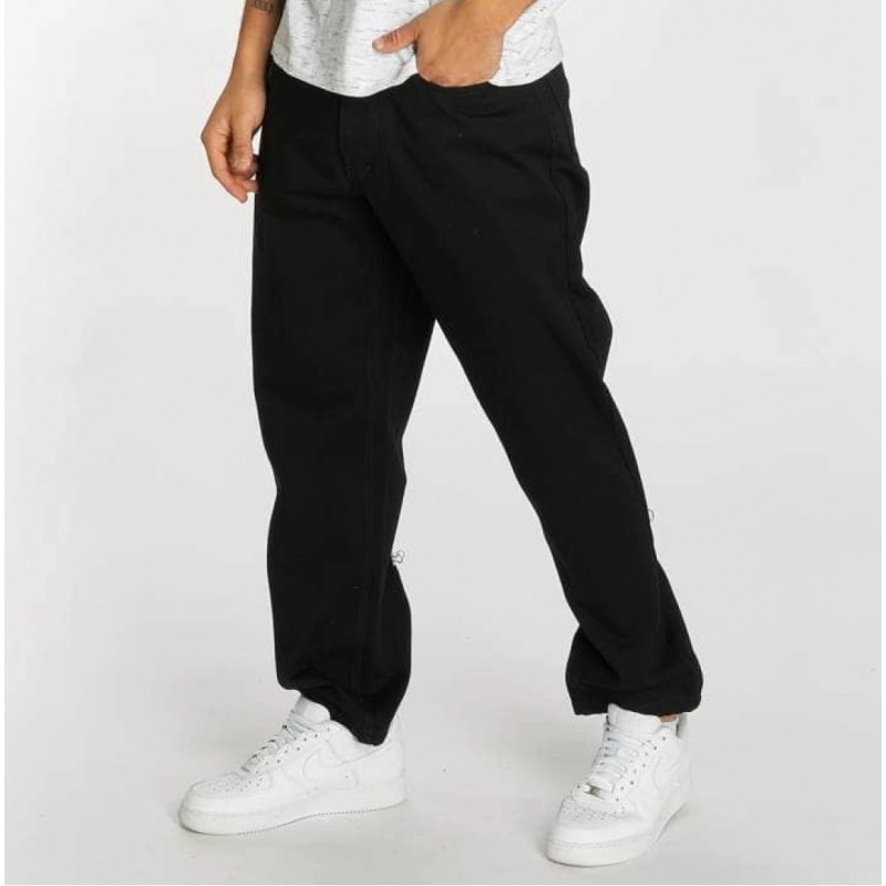 Rocawear extra loose jeans 004-Black