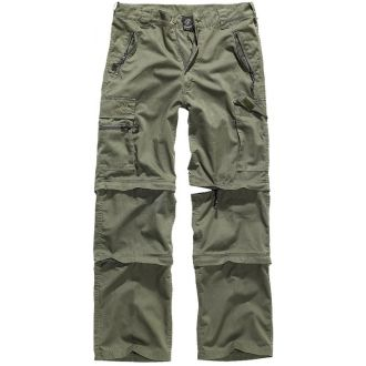 Savannah trousers-Olive
