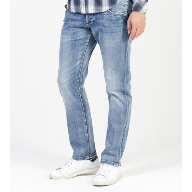 TimeZone Jeans Taylor Cool bleach wash