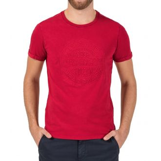 TZ 3D T-shirt-Red