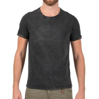 TZ 3D T-shirt-Pirate black
