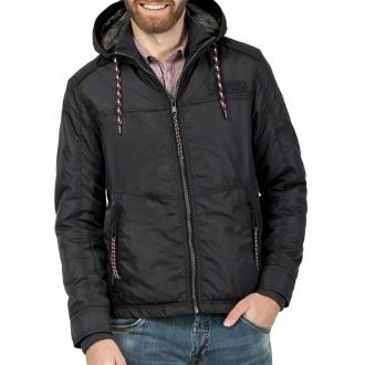 TZ Hooded Jacket 10019