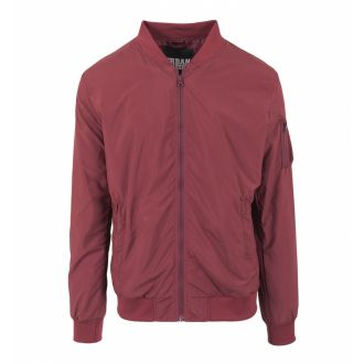 Urban light Bomber-Burgundy
