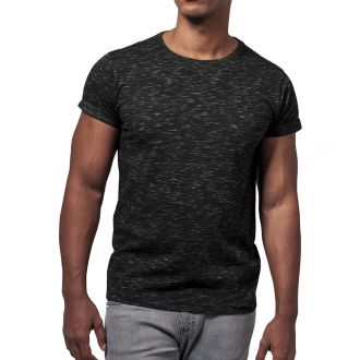 Urban Space Dye T-shirt 1576-Black