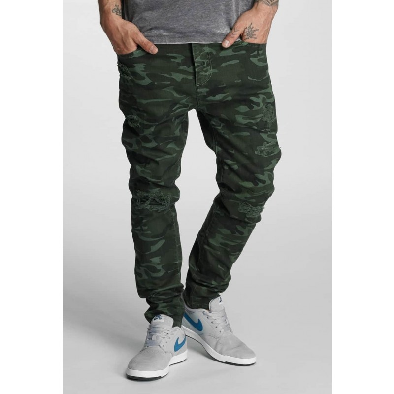 WSY Camo jeans