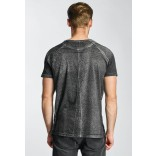 BG 169 T-shirt-Grey/black