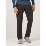 Timezone Pants regular Ben-Dark brown