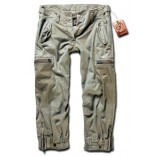 Ladies Scotch 3/4 trousers-Olive