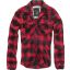 Checkshirt-Red/Black