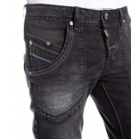 TimeZone Jeans Claymore-Pirate black