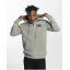 Ecko zip Hoody 1017-Light grey