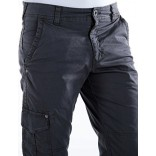 Timezone Pants regular Hunter-Dark grey