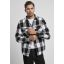 Brandit Lumberjacket-Black/white