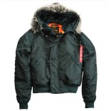 Alpha Industries N2B VF 59-Dark petrol