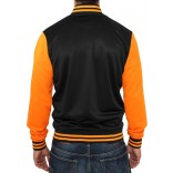Urban Classics-Neon College Jacket