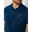 Petrol polo shirt 901-Deep blue