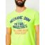Petrol T-shirt 19643-Safety yellow
