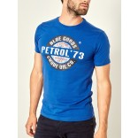 Petrol T-shirt 600 - Imperial Blue