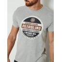 Petrol T-shirt 607-Grey