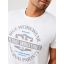 Petrol T-shirt 630-20-White