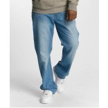 Rocawear Straight loose jeans 002-Mid blue