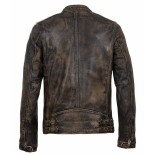 Leather jacket-Racer