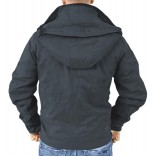 New Savior Jacket-Anthracite