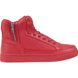 Urban Classics Zipper high Top-Red